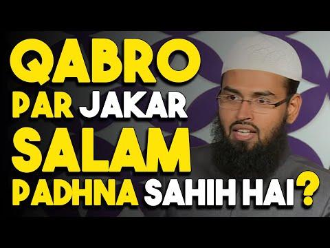 Kya Qabro Par Jakar Salam Padhna Sahih Hai By Adv. Faiz Syed