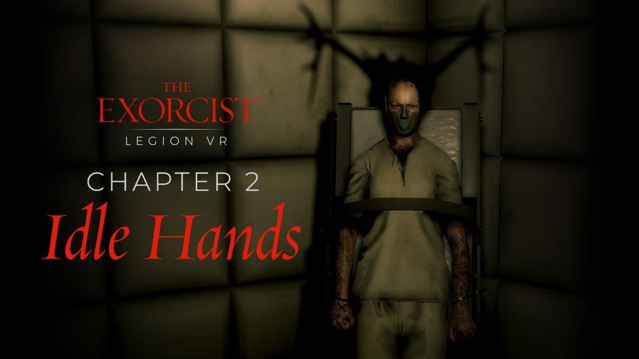 Investigate Demons In 'The Exorcist: Legion VR' For PS VR