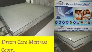 Dream Care Dust & Water Proof Zipper Mattress Cover