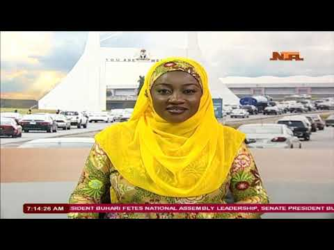 NTA Good Morning Nigeria 02/Nov/2017
