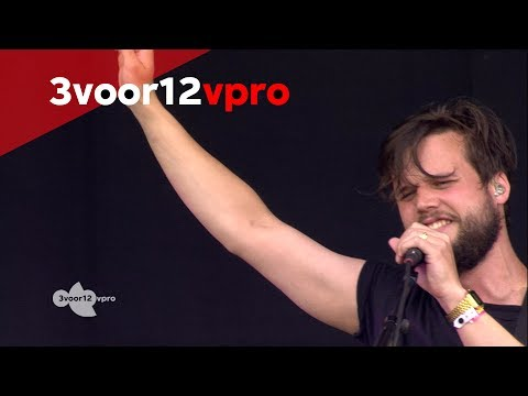 White Lies - Hold Back Your Love & Farewell To The Fairground - Live at Pinkpop 2017