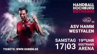 TEASER: SG BBM Bietigheim vs. ASV Hamm Westfalen