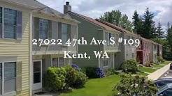 27022 47th Ave S #109 Kent, WA 98032