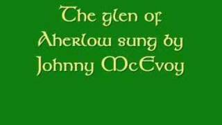 The glen of Aherlow sung by Johnny McEvoy