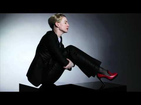 Natasa Vojnovic for Viktor  Rolf Fall 2011 Campaign collection