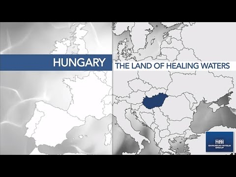Hungary the land of healing waters - Spa Tradition at Danubius Hotels Group
