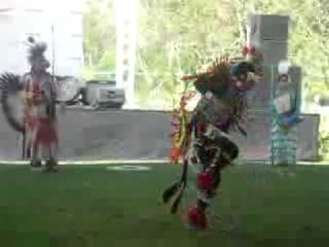 Seminole War Dance