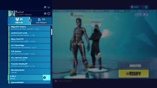 Fortnite Battle Royale Im Back! - Team Ivy - New Skins - Fortnite Shop Rn -Custom Scrims-After Dark
