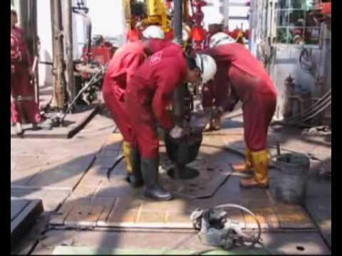 Offshore Rig Operations