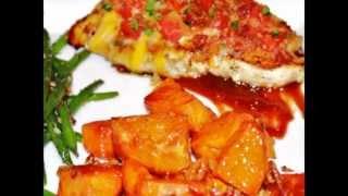 Butter Pecan Sweet Potatoes