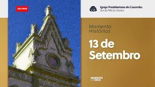 Momentos com Deus - Culto de Domingo (13/09/2020)