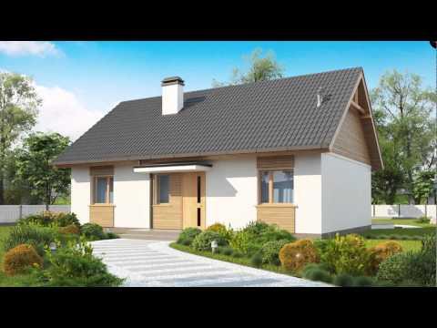 Проекты маленьких домов и дачных домиков