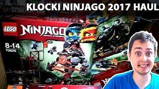LEGO NINJAGO ZIMA 2017 OPENING HAUL | OTWIERANIE KLOCKI LEGO