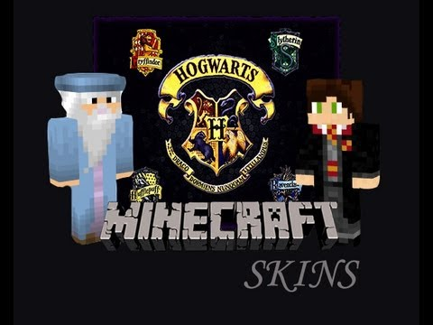 Top Minecraft Skins Harry Potter Top 2 Youtube