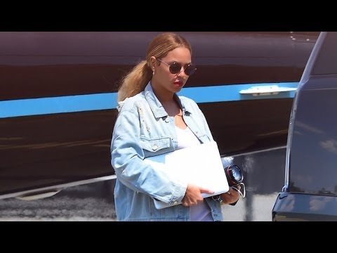 Download Youtube: Is Beyonce Pregnant with Baby No. 2? See the Pics!