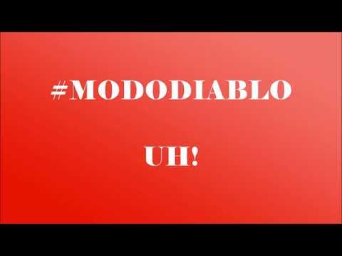 Letra UH! #MODO DIABLO(NEO PISTEA X DUKI X YSY A)