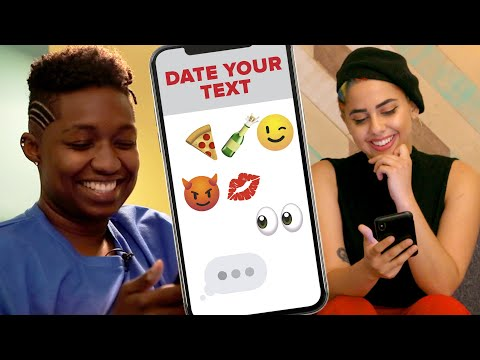 Queer Woman Chooses A Date Based On Their Texts