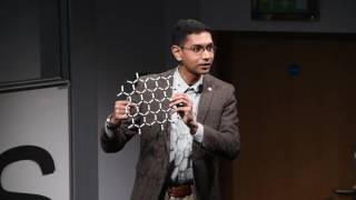 Graphene, Enhancing the environmentally friendly fuel cell | Prabhuraj Balakrishnan | TEDxSOAS