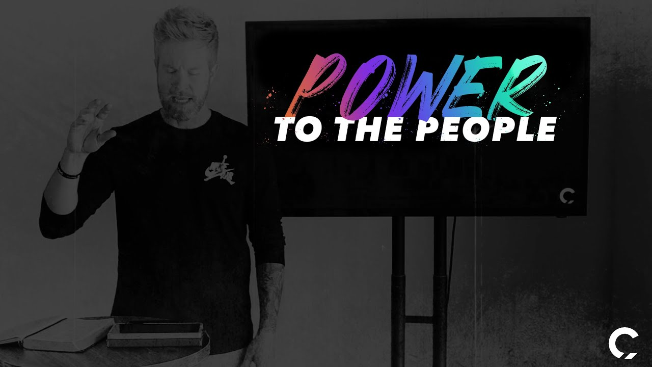 Power to the People | Jack Anthony Sheets
