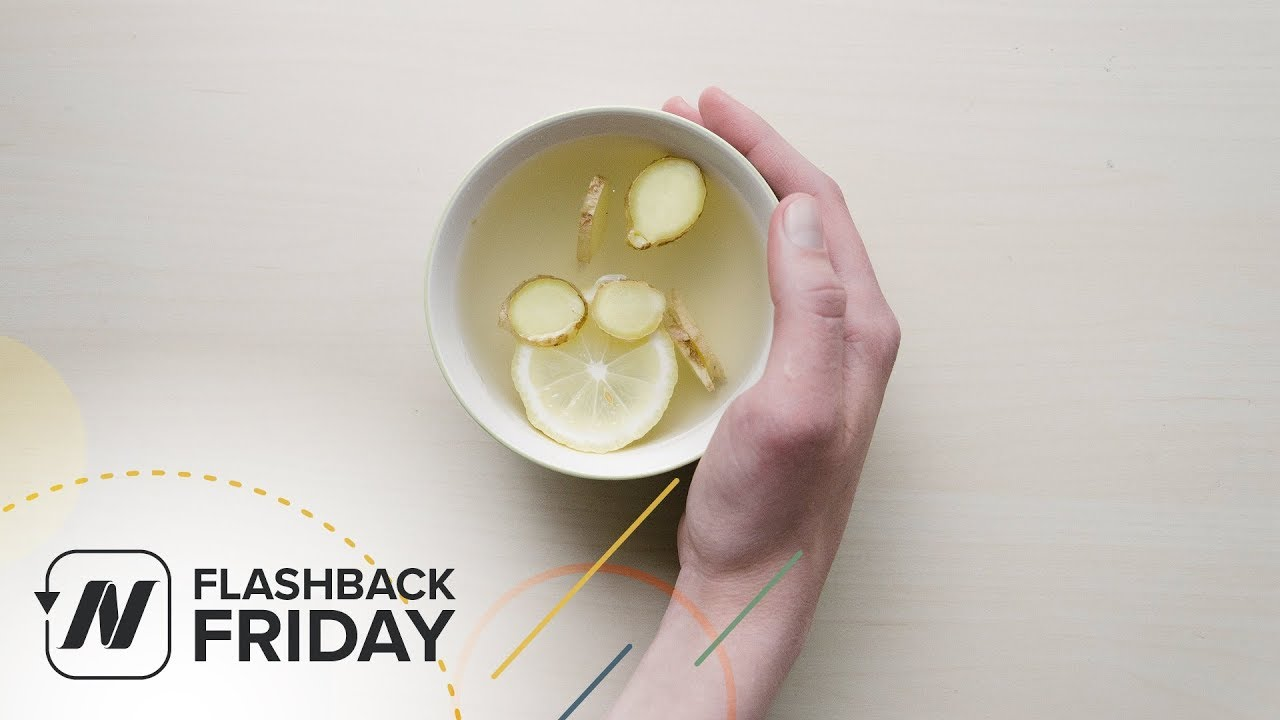 Flashback Friday: Ginger for Migraines