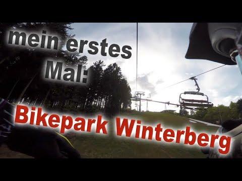 Mein Erstes Mal Es War So Schön Bikepark Winterberg April 2018