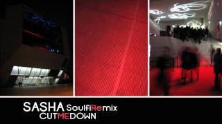 Sasha Cut Me Down Soulfire Remix