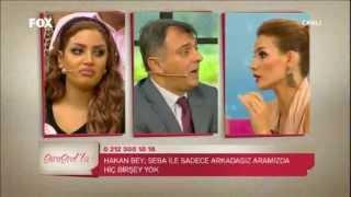 Esra Erolla 30 Aralık 2014 - PART 5 (Hakan ve Seba'dan Büyük İtiraflar ŞOK ŞOK ŞOK)