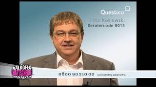 Kalkofes Mattscheibe – Franks Zugang
