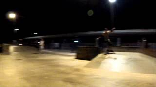 SkatePark Roma di Notte