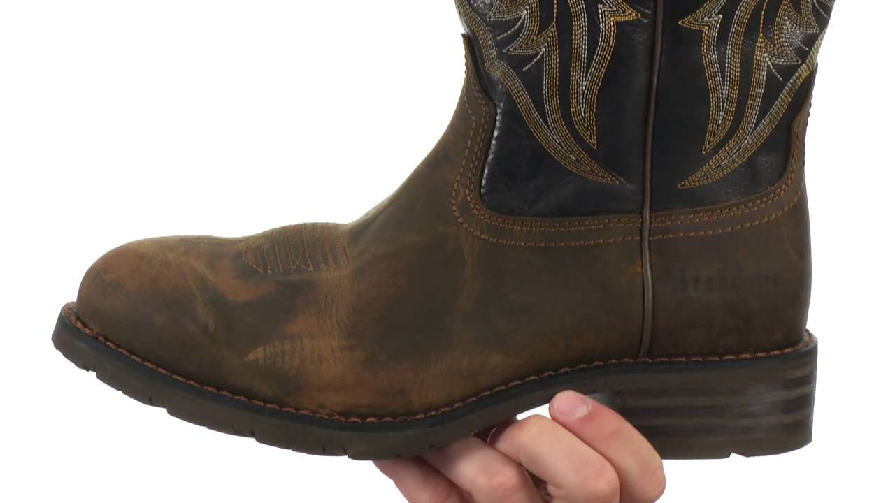 Ariat Hybrid Rancher Steel Toe SKU:8382490