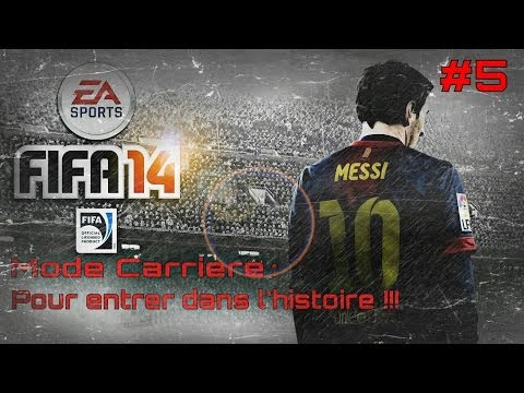 FIFA 14 - Mode Carrière - Episode #5 - Le Derby Italien !!!