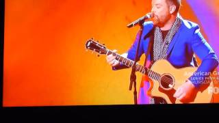 american idol tribute to david bowie 4 7 2016