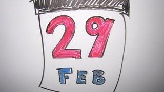 ¿Por qué existe el año bisiesto? - 29 Feb