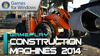 Construction Machines 2014 Gameplay - This Sucks on so Manny Levels (Commentary)
