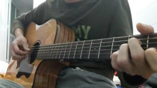 Lạc trôi guitar cover