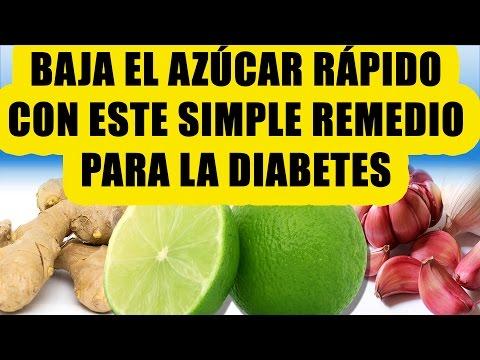 Un Remedio Casero Para Bajar El Azucar En La Sangre y Controlar La Diabetes ESTO FUNCIONA