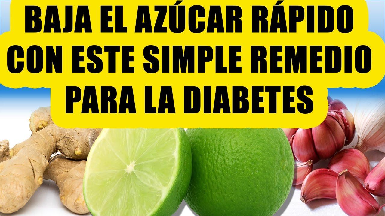 Un remedio casero para bajar el azucar en la sangre y controlar la diabetes esto funciona youtube - Alimentos para controlar la diabetes ...