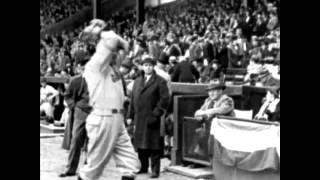 1935 World Series - Chicago Cubs versus Detroit Tigers
