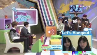 "After School Club - Ep31C03  U-KISS 유키스 ""She"