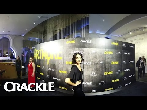 The Art of More Premiere — LIVE in 360° from the Red Carpet at The Museum of Arts & Design — Crackle