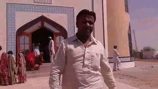 Saman Sarkar- Dargah Sharif with friends  5-3-2016