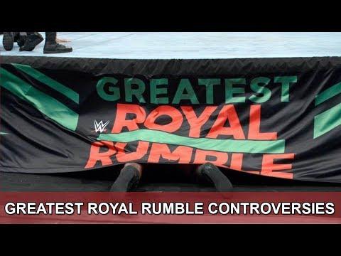 Fightful List & Ya Boy Wrestling Podcast #70: Greatest Royal Rumble, Kane, WWE Hating Audiences