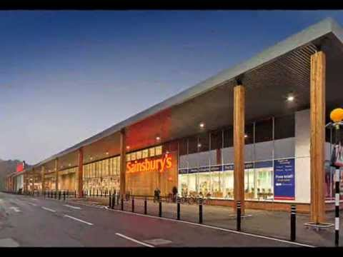 Ashford retail store extension youtube for Store building design