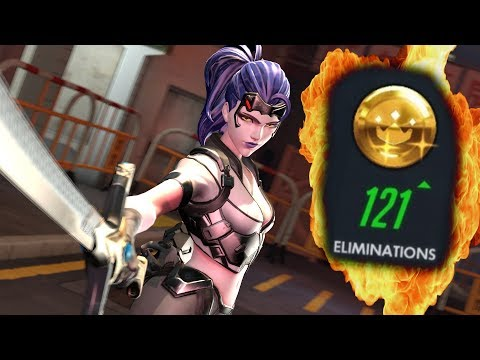 Overwatch Solo Carry #37