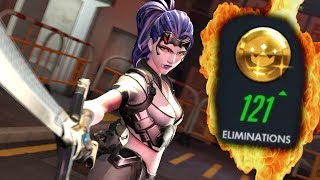 Video Overwatch Solo Carry #37 download MP3, 3GP, MP4, WEBM, AVI, FLV Mei 2018