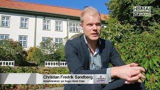 Christian Sandberg Og Hoel Gård