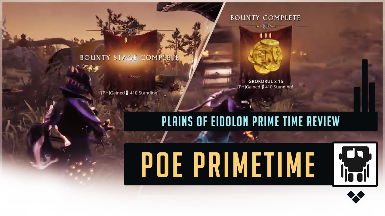plains of eidolon how to get to