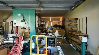 My Shop, Under Major Construction - Before Photos - Woodworking - How To