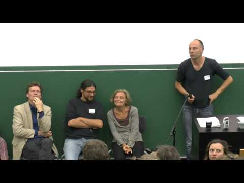 Publikumsdiskussion mit Harmut Rosa - Resonanz - Degrowth Leipzig 2014