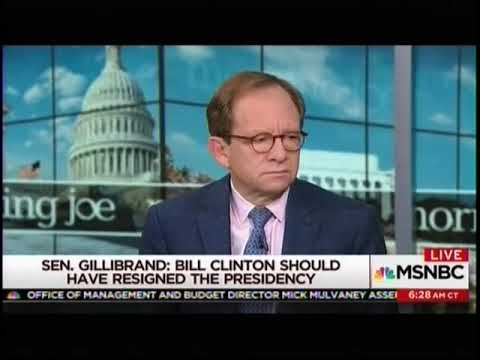 "Download Youtube: MSNBC's Mika Brzezinski: ""The Hold That The Clintons Have On Democrats Is Over"""